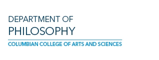 Department of Philosophy